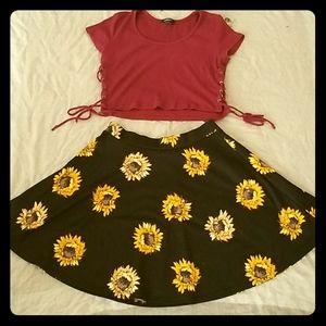 Sunflower Skirt🙀